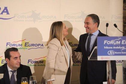 """Bendodo dice que sólo Sánchez """"no ha sido capaz"""" de llegar acuerdos y cree que """"se acabaron las mayorías absolutas"""""""