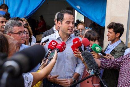 """Aguado defiende que han adecuado """"el presupuesto a la realidad"""" y que son """"rigurosos con el dinero público"""""""