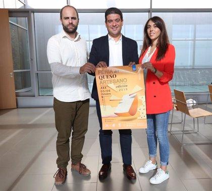 Más de medio centenar de queserías se darán cita en la XIX Feria del Queso Artesano de Teba (Málaga)