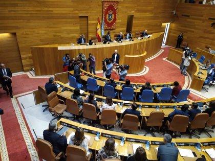 """Feijóo cierra su discurso con un mensaje sobre su futuro: """"Los gallegos pueden contar con la Xunta y conmigo"""""""