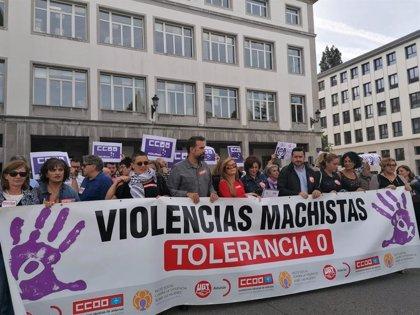 Los sindicatos dicen no estar dispuestos a permitir un discurso negacionista sobre la violencia machista