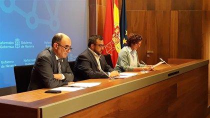 El Gobierno de Navarra aprueba la financiación de siete nuevas áreas industriales, con una inversión de 15 millones