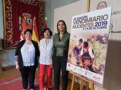 Vinos.- Mucientes celebra el 5 y 6 de octubre la 16 edición del Vendimiario, con un programa de visitas guiadas en bodegas