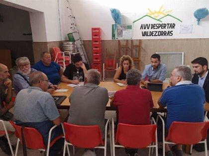 """Adelante Sevilla urge a Espadas y Junta medidas ante el """"injustificable abandono"""" de barrios diseminados del norte"""