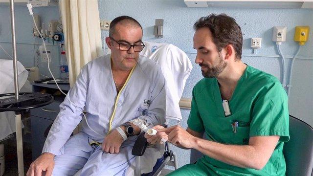 El Hospital Gregorio Marañón salva a un hombre con la arteria rota imprimiendo en 3D una prótesis personalizada