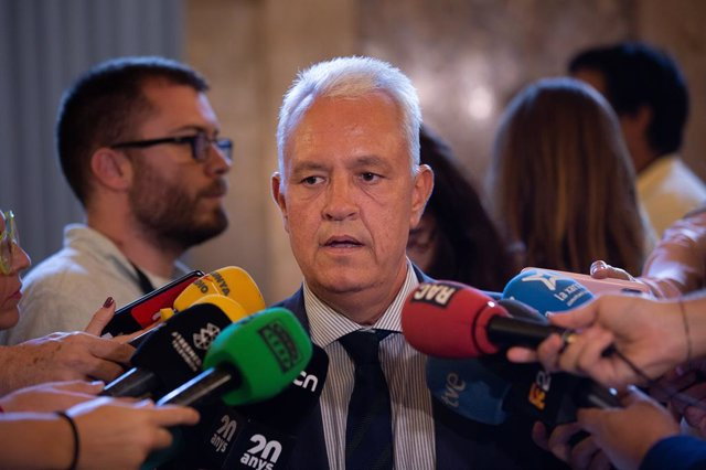 Declaracions de Santi Rodríguez (PP) després del debat de política general