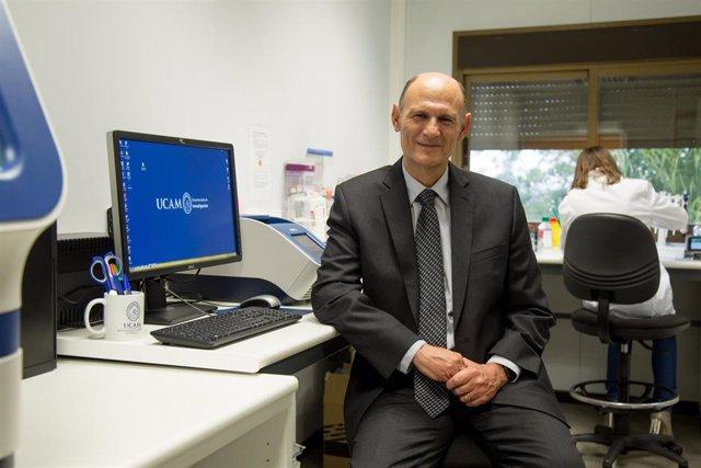 El doctor Juan Carlos Izpisua, profesor en el Laboratorio de Expresión Génica del Salk Institute y Catedrático de Biología del Desarrollo de la UCAM