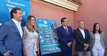 El Prado acoge desde el 27 de septiembre la XXVI edición de El Festival de las Naciones de Sevilla
