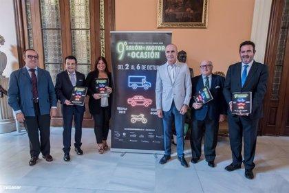 """El IX Salón del Motor de Ocasión reunirá más de 3.000 vehículos, """"Zona Eco"""" y nuevos modelos"""