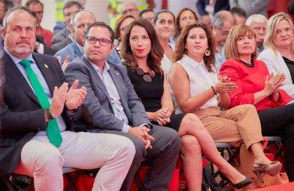 Patricia Hernández resalta la apuesta por la formación de la Fundación Laboral de la Construcción