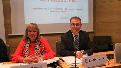 La Generalitat asegura que el impuesto a activos no productivos desincentiva la elusión fiscal