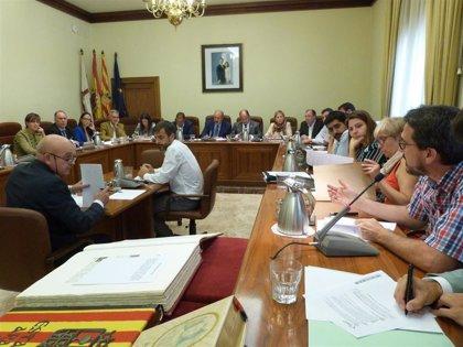 El Pleno de la Diputación de Teruel apoya el paro de la España Vaciada convocado el 4 de octubre
