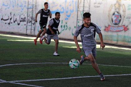 Suspendida la Copa Palestina por la negativa de Israel a conceder permisos de viaje a futbolistas de Gaza