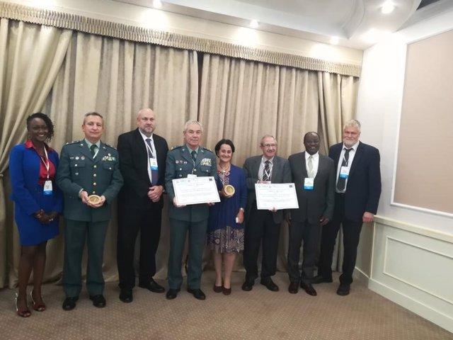 La labor del Servicio de Protección de la Naturaleza de la Guardia Civil, galardonado por Naciones Unidas