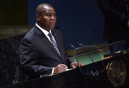 El presidente de RCA pide el fin del embargo de armas para poder combatir a los rebeldes