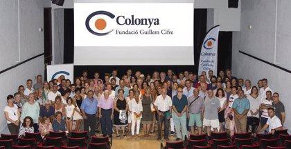La Fundació Guillem Cifre de Colonya celebra el seu acte anual amb les entitats beneficiàries de l'Obra Social