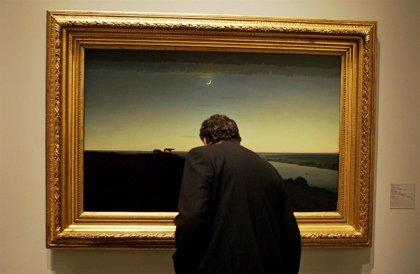 Condenado a tres años de cárcel el hombre que robó un cuadro en plena exposición en una galería de Moscú