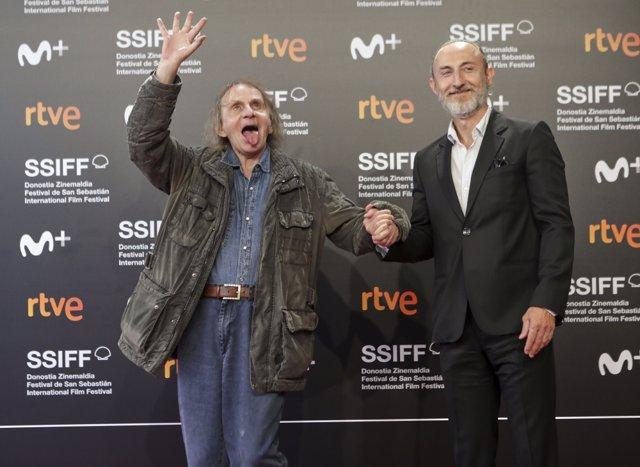 Michel Houellebecq y Guillaume Nicloux