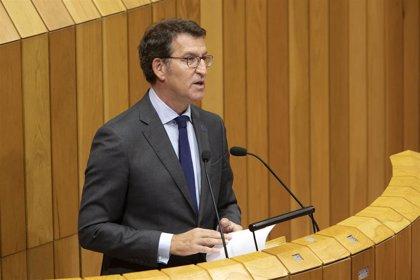 AMP.-DEA.- Feijóo plantea un nuevo paquete de impulso fiscal al rural, para el que pedirá la implicación del Gobierno