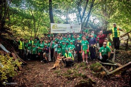Bosques de Cantabria organiza el sábado una nueva plantación de árboles en Colindres