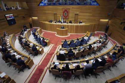 El clima preelectoral se deja sentir en una primera sesión del debate en la que Feijóo dejó entrever su futuro