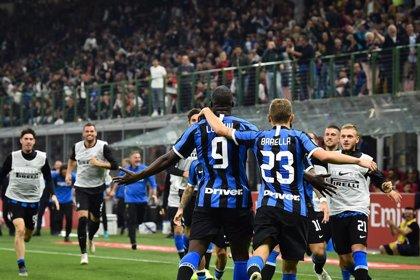 El Inter retoma el liderato de la Serie A y el Nápoles se estrella en casa