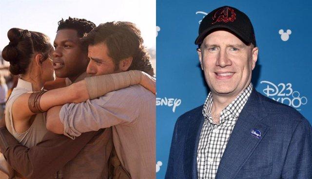 Kevin Feige producirá una nueva película de Star Wars