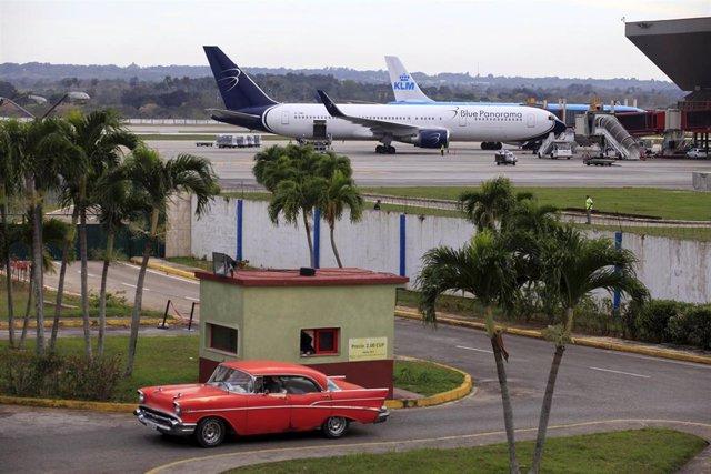 Aeropuerto Internacional José Martí de La Habana