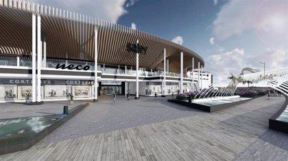 El Centro Comercial El Saler invertirá 25 millones en su nueva cara: terrazas, tobogán de tres plantas y vanguardia