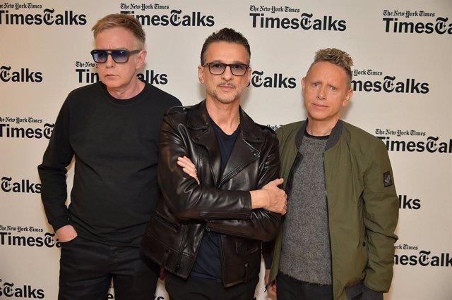 TimesTalks Presents Depeche Mode