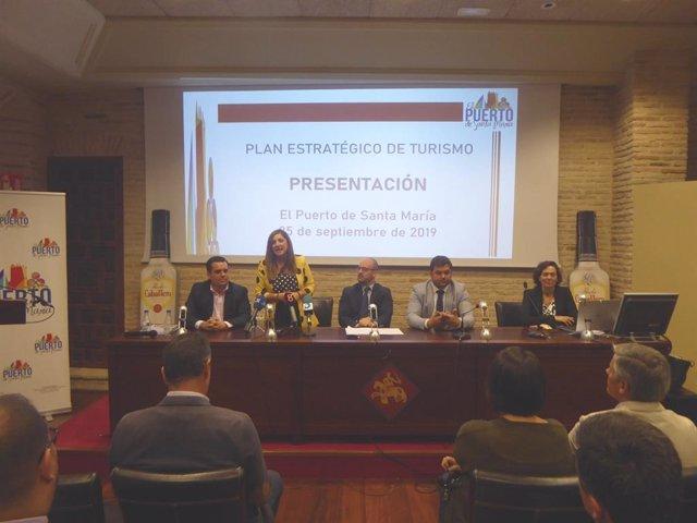 Presentación Plan de Turismo de El Puerto