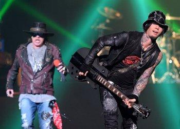 """Foto: DJ Ashba recuerda sus años en Guns n' Roses: """"Hubo momentos en los que solo quería ahorcarme en mi habitación de hotel"""""""