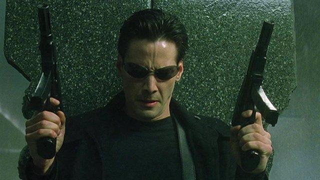 Keanu Reeves como Morfeo