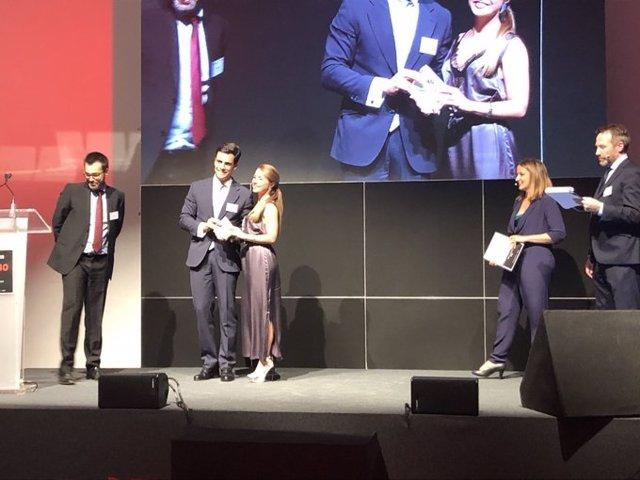 Ospina Abogados, premiados con el premio 'White collar crime'