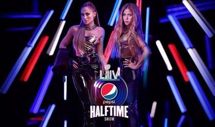Jennifer Lopez y Shakira actuarán en el intermedio de la Super Bowl 2020