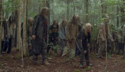 """VÍDEO: Los """"terroristas del apocalipsis"""" llegan a The Walking Dead"""