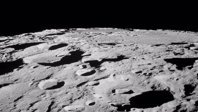 La Luna, un 'buzón natural' para biofirmas no terrestres