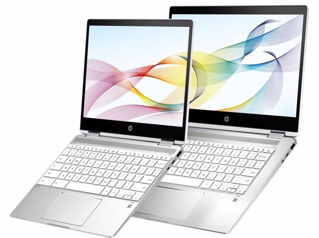 HP presenta su primer convertible Chromebook compatible con el estándar abierto