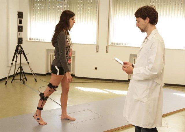 Alumnos - Estudiantes de Escuela Universitaria de Fisioterapia de la ONCE