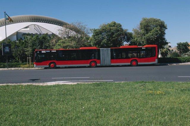 Autobuses EMT Valncia