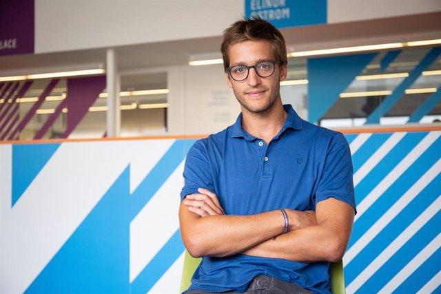 Oscar Pierre, fundador i CEO de Glovo