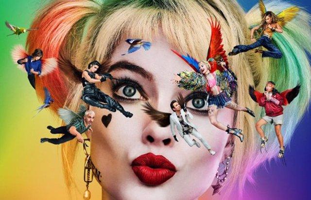 Harley Quinn protagoniza el último poster de Birds of Prey