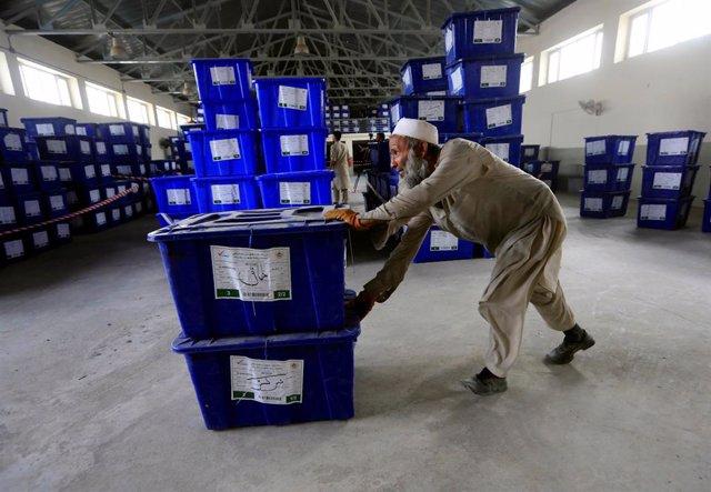 Afganistán.- Afganistán celebra mañana presidenciales ante la amenaza de los talibán y la suspensión del proceso de paz