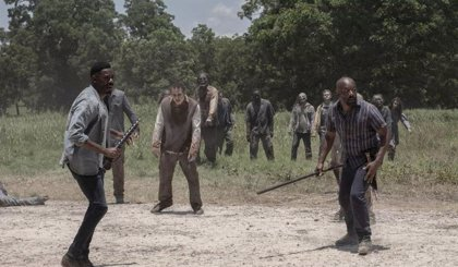 Fans de Fear The Walking Dead exigen el despido de los showrunners