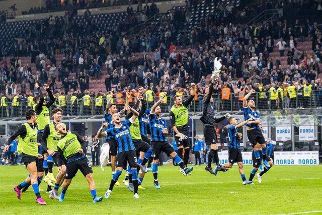 Fútbol/Calcio.- (Previa) El Inter quiere seguir al alza antes de visitar al Barc