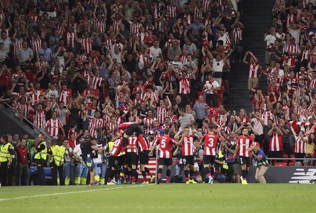 Fútbol/Primera.- (Previa) El Athletic apela a su fortín para descolgar al Valenc