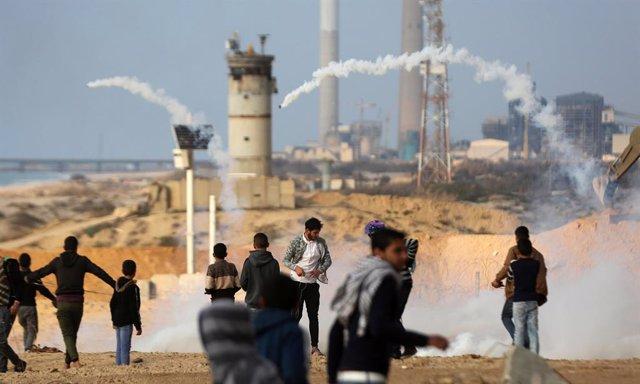 O.Próximo.- Muere un palestino por disparos de las fuerzas de Israel durante una