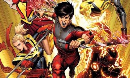 Filtrado el argumento de lo nuevo de Marvel: Shang-Chi