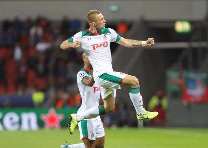 El Lokomotiv vence por la mínima al Zenit (1-0) a tres días de recibir al Atlético