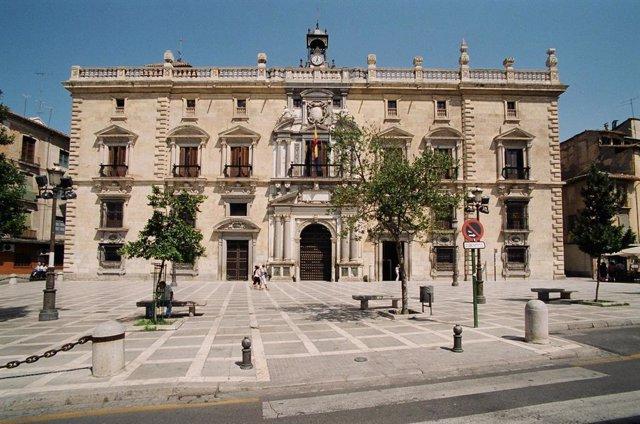 Seu del TSJA i Audiència Provincial de Granada